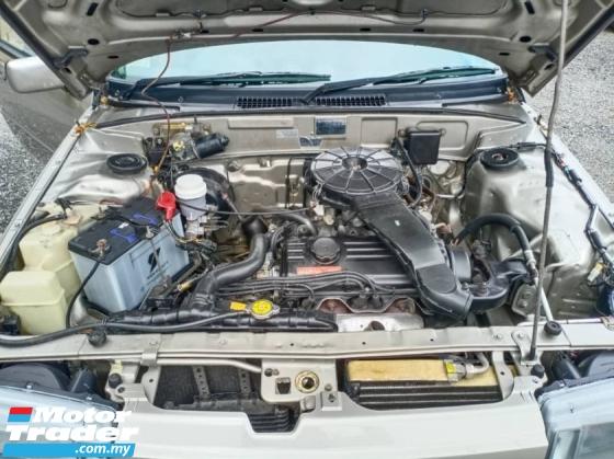 2005 PROTON ISWARA 1.3 S SE HATCHBACK *AUTO TRANSMISSION*