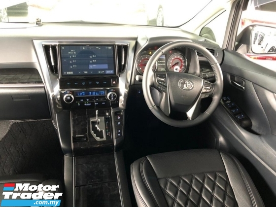2019 TOYOTA VELLFIRE 2.5 ZA SUNROOF PRE CRSAH SYSTEM 360 CAMERA POWER BOOT 2 POWER DOOR AFTER LESS SALES TAX OFF