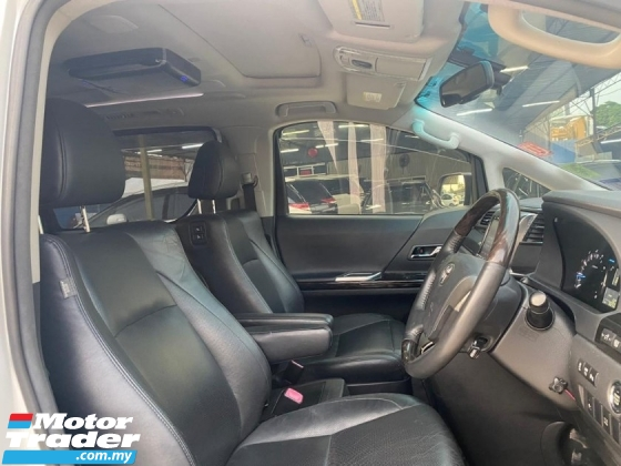 2012 TOYOTA ALPHARD 240S C PACKAGE