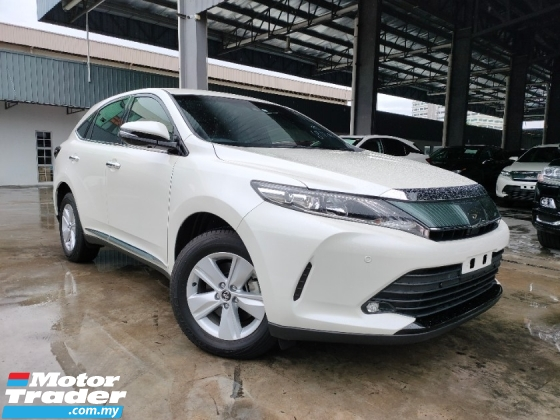 2019 TOYOTA HARRIER 2.0 Elegance Facelift New Car Unregister for sale