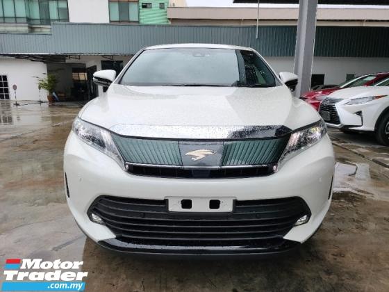 2019 TOYOTA HARRIER 2.0 Elegance Facelift New Car Unregister for sale