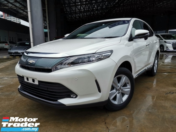 2019 TOYOTA HARRIER 2.0 ELEGANCE NFL New Car PCS LKA Unreg Sale Offer