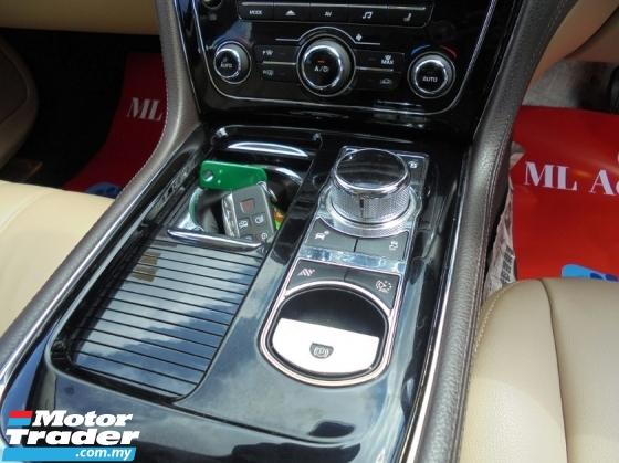 2014 JAGUAR XJ 2.0 Ti Luxury Keyless NAVI Sunroof FSR