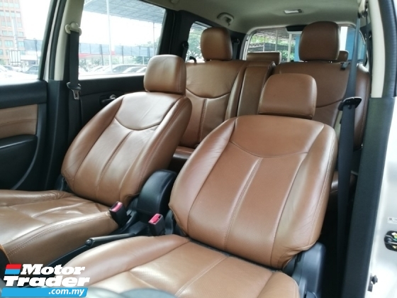 2012 NISSAN GRAND LIVINA IMPUL 1.8L (A) LEATHER SEAT 1-OWNER