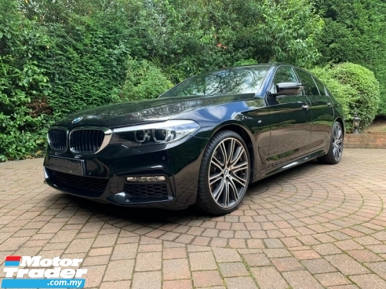 2017 BMW 5 SERIES 530i 2.0 M Sport G30 UK Unregister offer