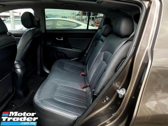 2015 KIA SPORTAGE 2.0 SUV (A) HIGH LOAN AVAILABLE