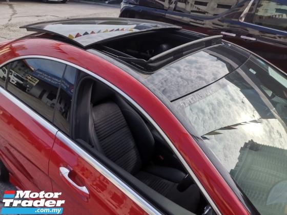 2015 MERCEDES-BENZ CLA Mercedez CLA 180 AMG Sports with Sunroof