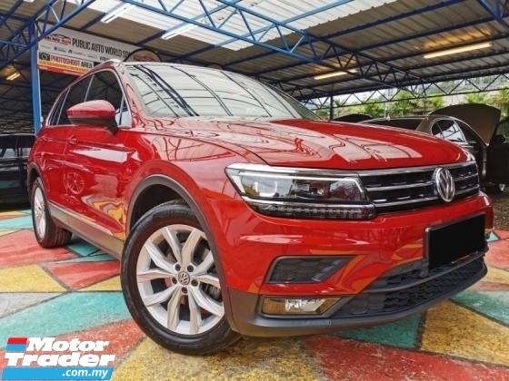 2017 VOLKSWAGEN TIGUAN Volkswagen TIGUAN 1.4 280 TSi LowMILEAGE UndWRRNTY