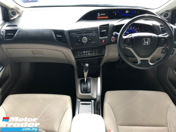 2016 HONDA CIVIC 1.8 SE MODULO S FACELIFT (A) PUSH START KEYLESS