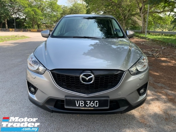 2014 MAZDA CX-5 SKYACTIV 2.0L HIGH SPEC (A) TipTop Condition
