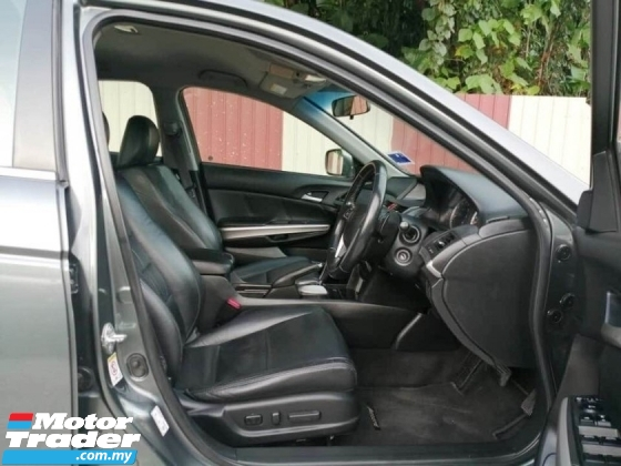 2010 HONDA ACCORD 2.4 VTi-L EXCELLENT CAR CONDITION ELECTRONIC SEAT