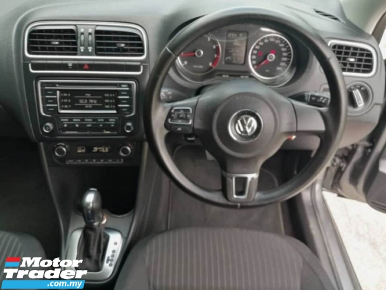 2015 VOLKSWAGEN POLO 1.6 SPORT 1 CAREFUL OWNER TIP TOP CONDITION