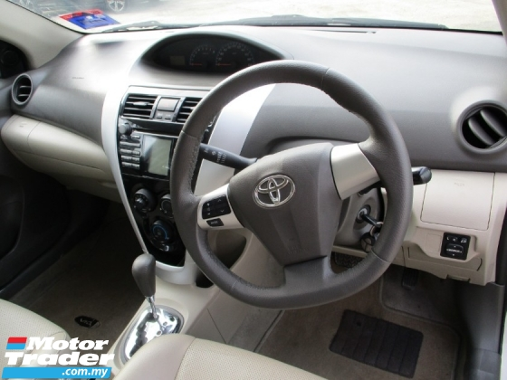 2012 TOYOTA VIOS 1.5 G LIMITED FACELIFT (A) LeatherSaet FULON