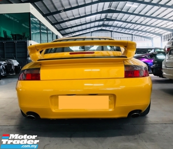 2001 PORSCHE OTHER Porsche 996 GT3 3.6  Manual  Superb Condition
