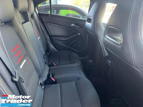 2017 MERCEDES-BENZ A-CLASS A180 1.6 SE New Facelift Unregister Jp Spec Nego