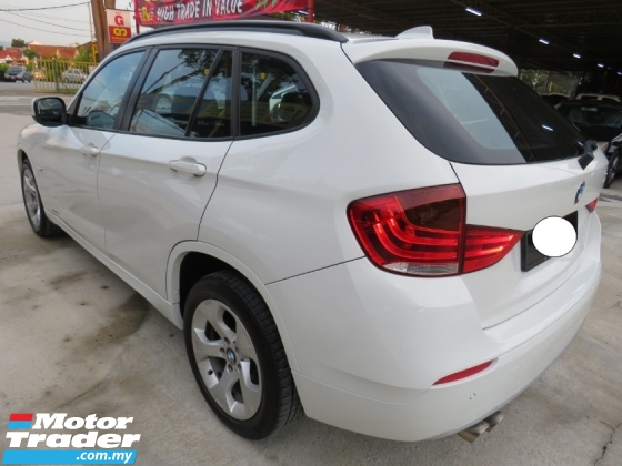 2013 BMW X1 2.0 (A) SDRIVE18I ONE OWNER ACCIDENT FREE HIGHLOAN