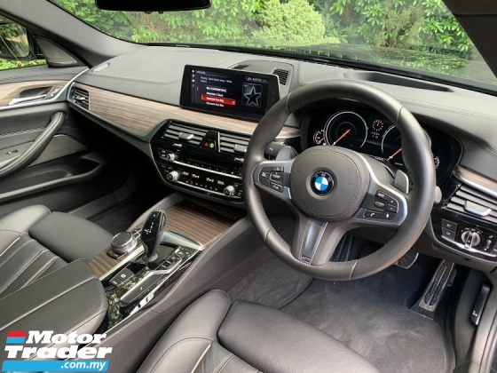 2017 BMW 5 SERIES 530I M-SPORT UK SPEC FULL WITH BMW DISPLAY KEY