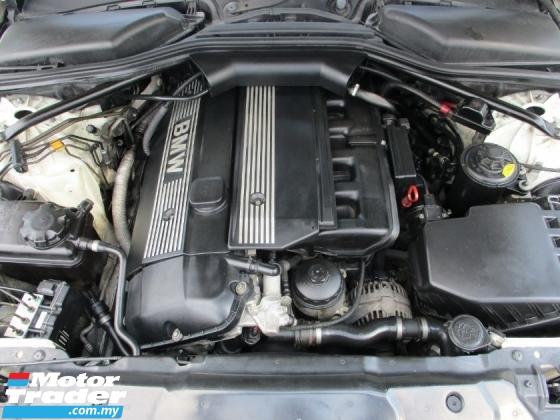 2005 BMW 5 SERIES 530I HI-LINE (A) SUnroof Bodykits E60