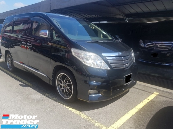 2009 TOYOTA ALPHARD 3.5GL (A) BEST DEAL