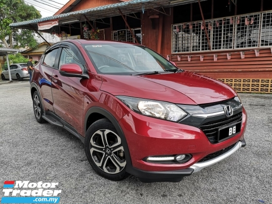 2017 HONDA HR-V 1.8 (A) GOOD CONDITION YEAR MADE 2017