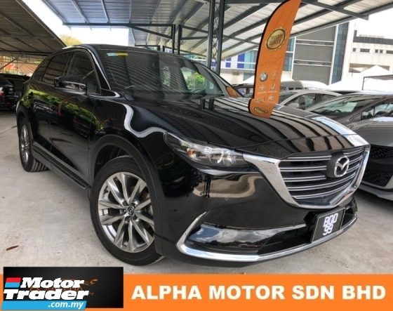 2017 MAZDA CX-9 2.5 2WD (A) NO PROCESSING FEE