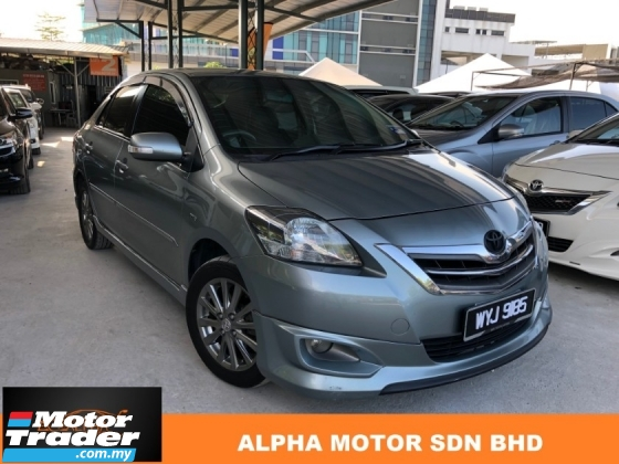 2013 TOYOTA VIOS 1.5 G (A) NO PROCESSING FEE