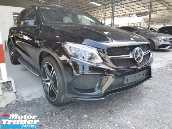 2016 MERCEDES-BENZ GLE 43 3.0 4MATIC / DESIGNO EDITION / READY STOCK OFFER