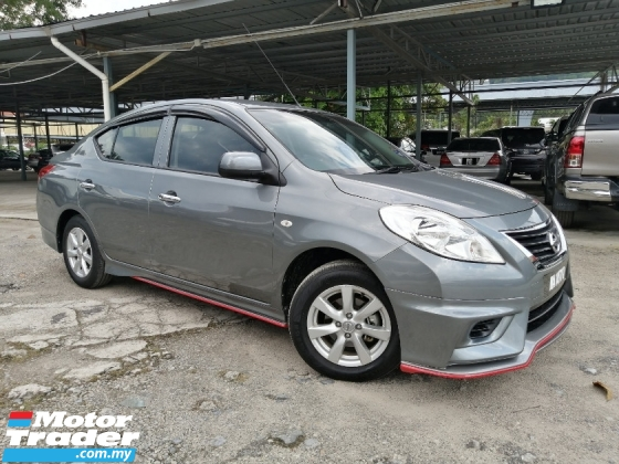 2014 NISSAN ALMERA 1.5cc Manual