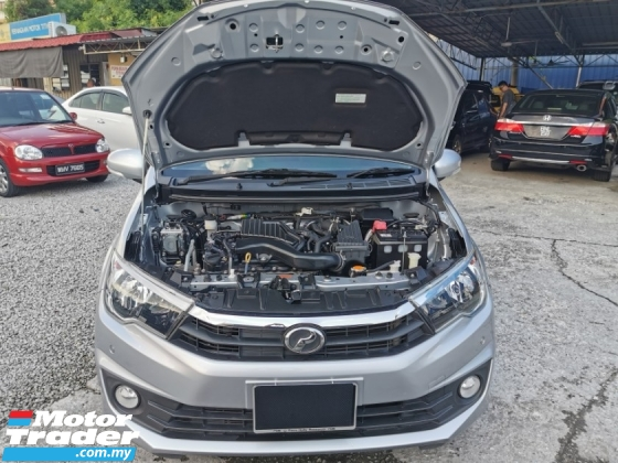 2018 PERODUA BEZZA 1.3 AV low mileage with warranty 2023