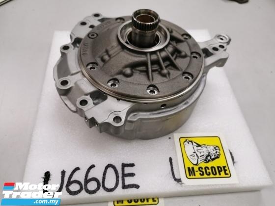 TOYOTA VELLFIRE ALPHARD 3.5 AUTO TRANSMISSION GEAR BOX OIL PUMP ASSY U660E SERVICE REPAIR GEARBOX PROBLEM