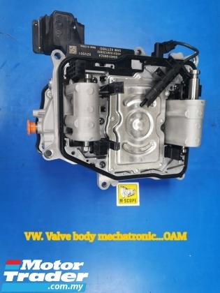VOLKSWAGEN POLO GOLF PASSAT VALVE BODY MECHATRONIC OAM AUTO TRANSMISSION SERVICE GEARBOX PROBLEM GEAR BOX WORKSHOP BENGKEL