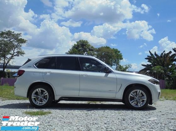 2019 BMW X5 2.0 xDRIVE40e M SPORT F15 Hybrid FSR UWrnty