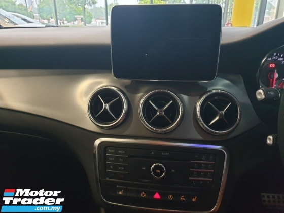 2015 MERCEDES-BENZ CLA CLA180 AMG