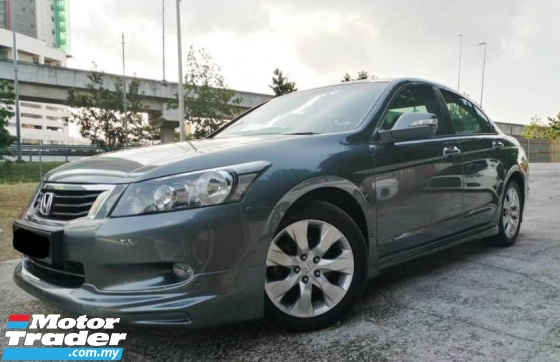 2011 HONDA ACCORD 2.4 VTi-L CARKING TIP TOP CONDITION LIKE NEW