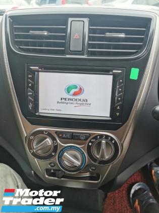 2015 PERODUA AXIA 1.0 AV (A) Low mileage