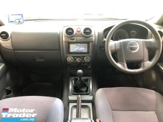 2011 ISUZU D-MAX 2.5 DOUBLE CAB Ddi iTEQ (PREMIUM) (M) LS PICK