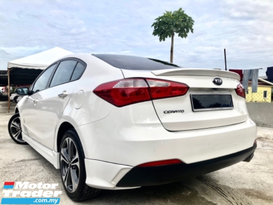 2016 KIA CERATO K3 1.6 KX (A) FACELIFT REV CAMERA