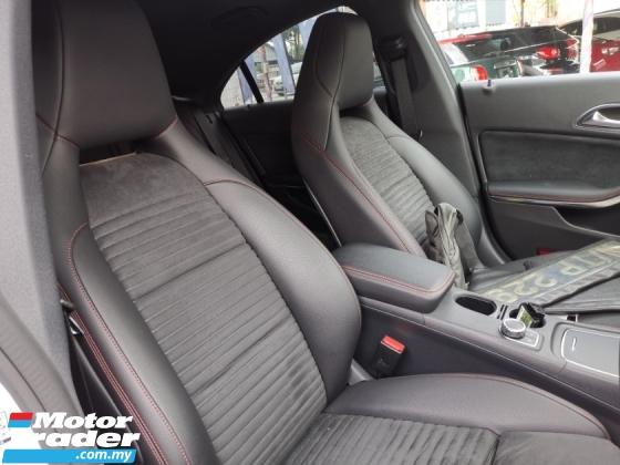 2017 MERCEDES-BENZ A-CLASS Mercedez CLA180 AMG SPORT New Facelift