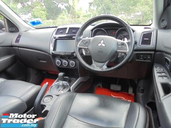 2014 MITSUBISHI ASX  2.0 4WD Facelift Panoramic Keyless