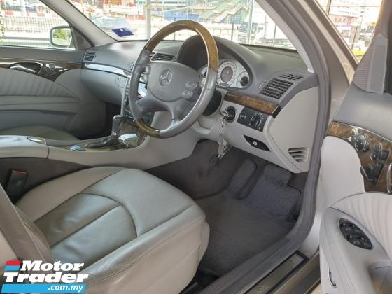 2007 MERCEDES-BENZ E-CLASS E280 AVANTGARDE W211 CAR KING