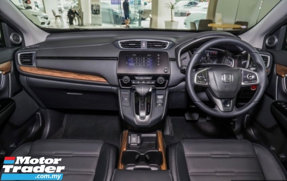 2020 HONDA CR-V Special Free Gift For First 10 Call In Customer !! 100% Tax Exemptions Hight Rebate Mininum D/Paymen