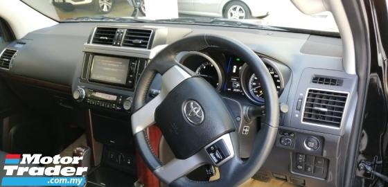2016 TOYOTA PRADO 2.8 diesel turbo