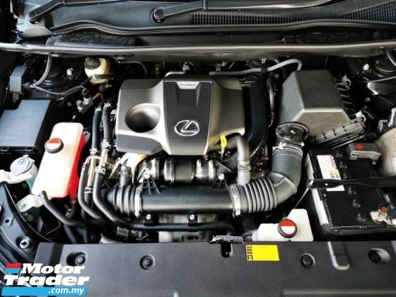 2014 LEXUS NX NX200T F-Sport