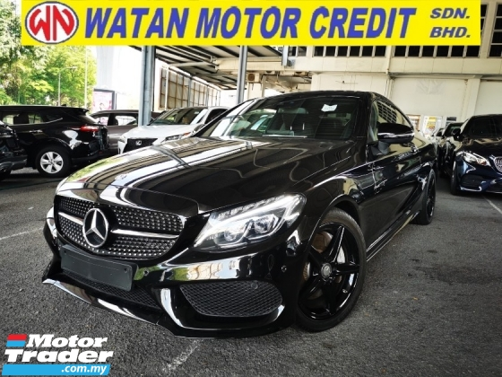 2016 MERCEDES-BENZ C-CLASS C300 Coupe AMG-Line