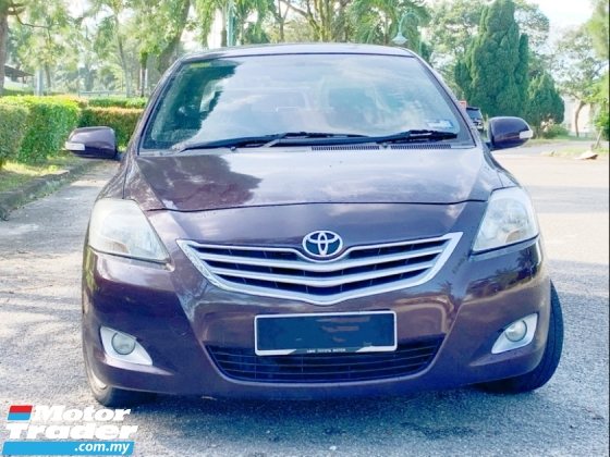 2012 TOYOTA VIOS 1.5 (A) TRD SPEC SPORTS EDITION FACELIFT