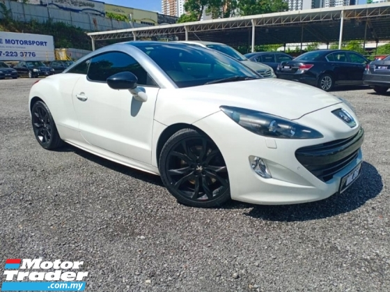 2011 PEUGEOT RCZ 1.6 COUPE VVIP OWNER