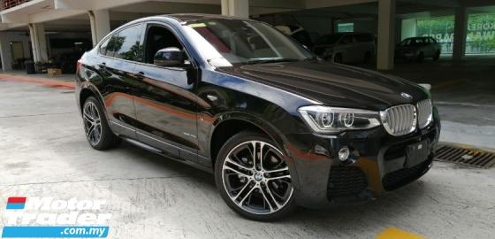 2015 BMW X4 2.0 m sport 4camera