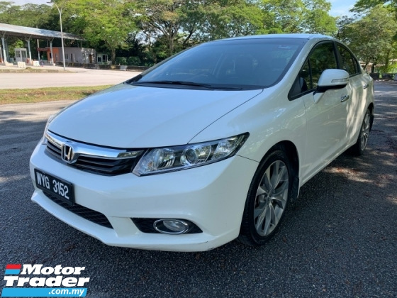 2014 HONDA CIVIC 2.0 S (A) Full Service Record 52k KM Only TipTop