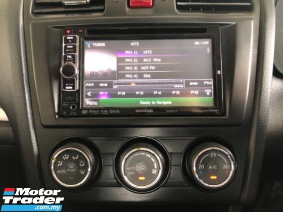 2015 SUBARU XV 2.0 (A) SPORT SUV LEATHER SEATS PADDLESHIFT NAVI