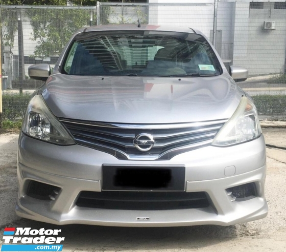 2014 NISSAN LIVINA  1.6 AT Comfort MPV 2 YEAR WARRANTY